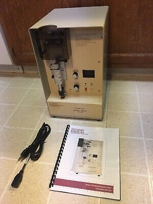 Kopf Single-Stage Vertical Needle Pipette Puller MODEL 720 IVF Microinjection