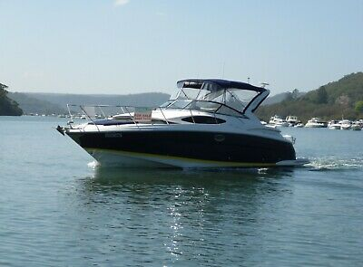 3360 REGAL WINDOW EXPRESS SPORTS CRUISER new twin Long engines replaced 2017