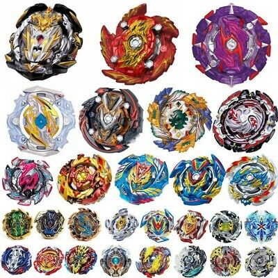 New Beyblade Burst GT Black/Gold Series Fusion Toupie Without Launcher Toy