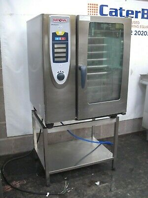 Rational Self Cooking Center Combination Oven SCC101 (3 phase)  £3350 +VAT