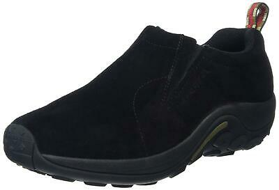 New Mens Merrell Jungle Moc Suede Leather Shoes Boots Moccasins Black UK 11