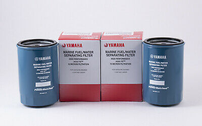 Yamaha Outboard//Boat Water Separating Fuel Filter New OEM  MAR-FUELF-IL-TR