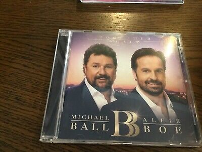Michael Ball And Alfie Boe - Together Again - Cd Album
