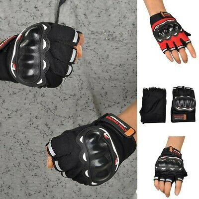Men Women Winter Warm Sport Bicycle Moutain Gloves Half finger Outdoor Gloves