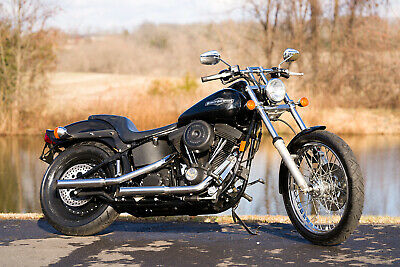 1999 Harley-Davidson Softail  1999 Harley-Davidson Softail Night Train Nightrain FXSTB Only 15,654 Miles!! EVO