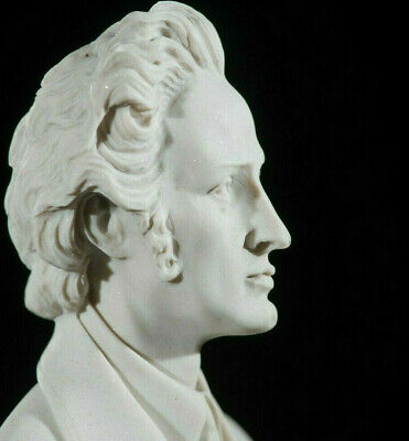 Frederic Chopin Bust, Classical Composer, Marble Sculpture, Art, Gift, Ornament.