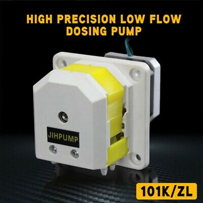High Precision Low Flow Dosing Double-Channel Peristaltic Metering Pump 101K/ZL