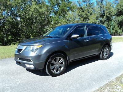 2010 Acura MDX Carfax certified One Florida owner No dealer f 2010 Acura MDX Carfax certified One Florida owner No dealer fees