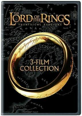 NEW Lord Of The Rings: The Motion Picture Trilogy (Triple Feature) (DVD)