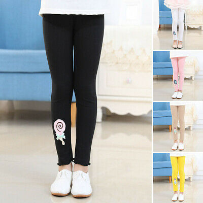 Toddlers Girls Pants Children Party Slim Fit Girls Pants Girls Sports Warm
