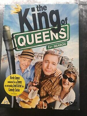 The King Of Queens 1st Season Box Set Used Kevin James Leah Remini Jerry Stiller