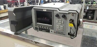 Laser Precision Corp. TD-3486 OTDR with Power Cord