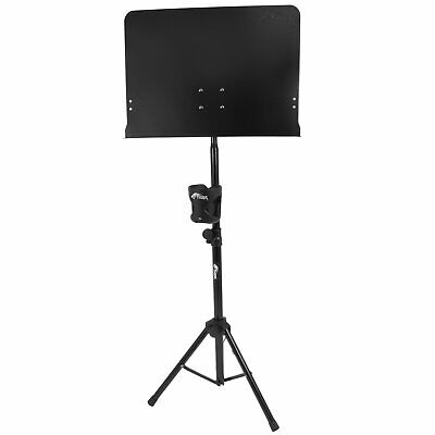 Tiger Orchestral Sheet Music Stand and Cup Holder