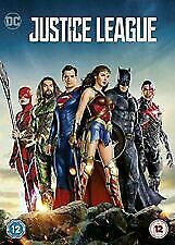 DC  Justice League DVD New 2018 Region 2 Ben Affleck