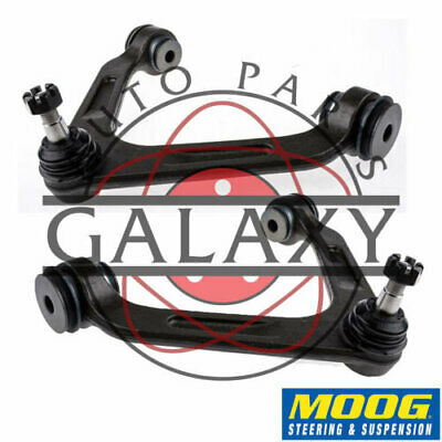 Moog New RK Replacement Rear Upper Control Arms Pair For Ford Expedition 07-14