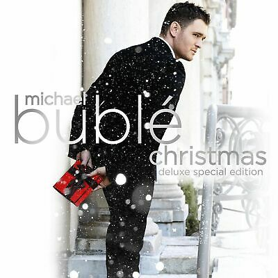 Michael Buble Christmas Deluxe Special Edition Cd Album 2012