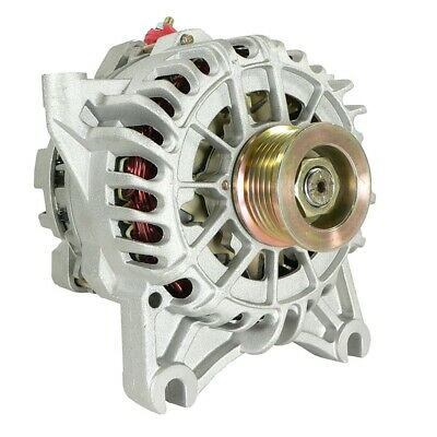 NEW ALTERNATOR HIGH OUTPUT 200 Amp 4.6L FORD MUSTANG 99 00 01 02 03 04