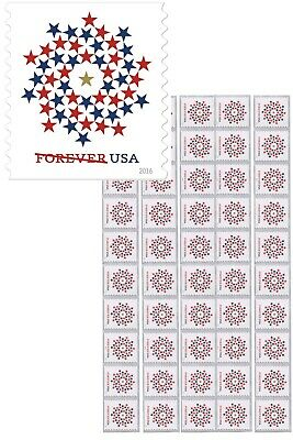 USPS B01MYDWCOL US Flag 2017 Forever Stamps - 100 Pieces