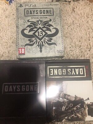 Days Gone Special Edition Sony PS4