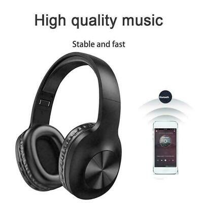 Bluetooth Headphones Wireless Over Ear - with Hi-Fi Playtime 24 Hours Stere B8G2