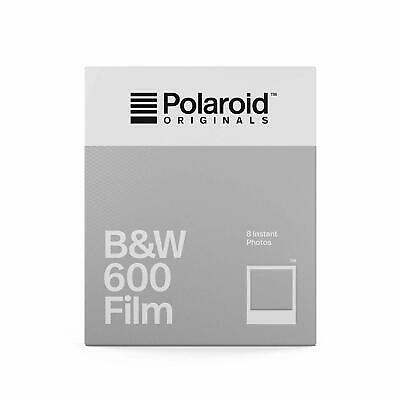 Polaroid Originals 4671 Black & White B&W Instant Film for 600 & i-Type Cameras