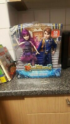 disney  descendants 2 dolls royal cotillion couple. ben.mal