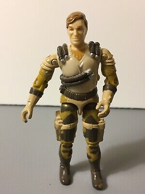 G I JOE BODY PART 1990 Sky Patrol Airwave  Legs Tight joints   C8.5 Very Good