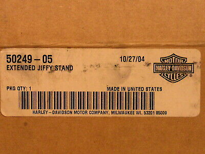 Harley-Davidson EXTENDED JIFFY STAND KIT 50249-05