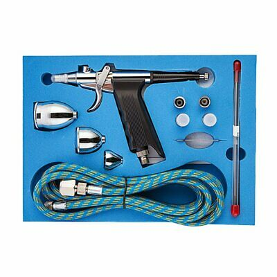 Precision Airbrush Air Compressor Kit Craft Cake Paint Art Spray Gun Set
