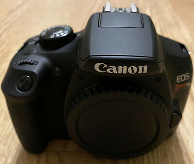 Canon EOS Rebel T6 DSLR Camera with 18-55mm Lens - Read First / LCD flaw