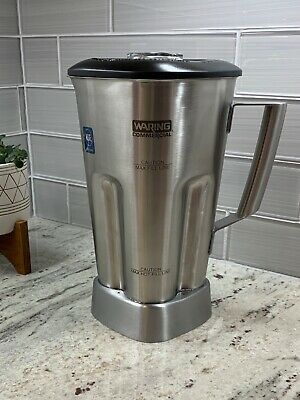 Xtreme Waring Commercial Stainless Steel Blender Pitcher for #MX1100XTS
