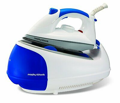 Morphy Richards 42234 Compact steam Generator Iron Blue & White.