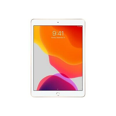 Apple iPad WiFi + 32GB 10.2 Inch 2019 Tablet - Gold MW762B/A