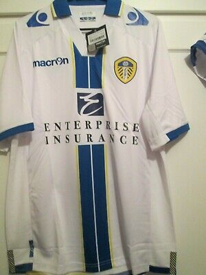 Leeds United 2013-2014 Home Football Shirt Adult Size Small BNWT