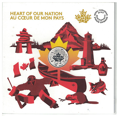 2017 'Heart of Our Nation' $3 Silver Coin .9999 Fine Silver