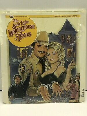 Vintage 1983 Best Little Whorehouse In Texas Ced Rare Oop Mca Dolly Parton Nip