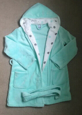 New Look Mint Green Dressing Gown Size Medium Generation 915