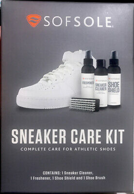 Sneaker Care Kit Complete Care For Athletic Shoes