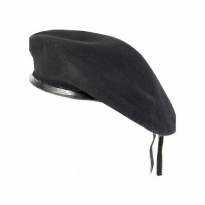 Army Style Tactical Beret Classic Military Unisex Hat Mens Patrol Cap Wool Wz
