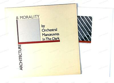 Orchestral Manoeuvres In The Dark-Architecture&Morality GER LP1981+Innerbag '