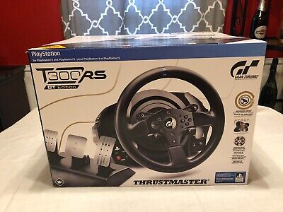 Thrustmaster T300 RS GT Racing Wheel PlayStation 4 PS3 PC Brand New