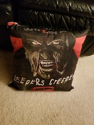 Horror Movie 18x18 Pillowcase Jeepers Creepers New
