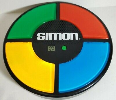 Preowned Simon Says Electronic Game | Good Shape | #1897 2013 TESTED Light Wear