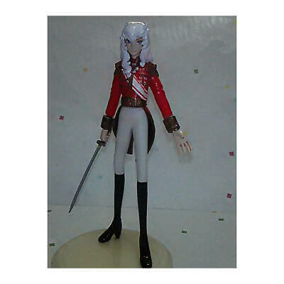 Action Figure LADY OSCAR THE ROSE OF VERSAILLES RYOKO IKEDA silver Sega Japan