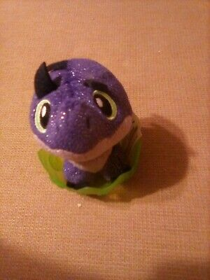 How to Train Your Dragon legends evolved plush egg new purple dragon