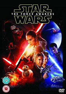 Star Wars: The Force Awakens [DVD] [2015] - DVD  HWLN The Cheap Fast Free Post