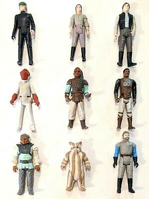 CHOOSE: Vintage 1983/1984/1985 Star Wars Return of the Jedi * Kenner