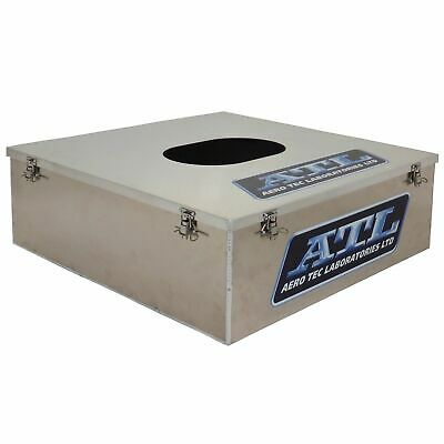 ATL Saver Cell Alloy Container for 80L Cell 673mm x 673mm x 225mm– Racing/Rally