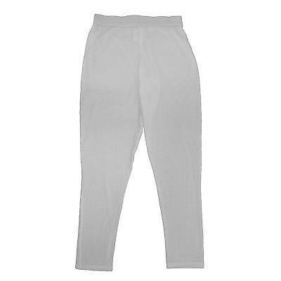 Hot Chillys Kids White Base Layer Pants Thermals Long Underwear Childrens PS3500