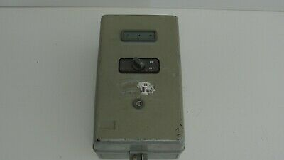Furnas 14BP32AD three phase magnetic starter series A